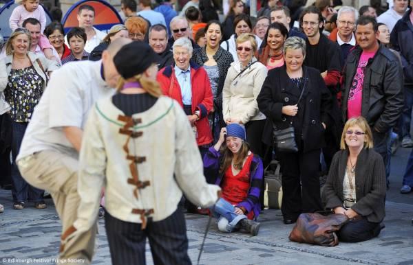 Edinburgh Festival Fringe 2014: Bigger than ever