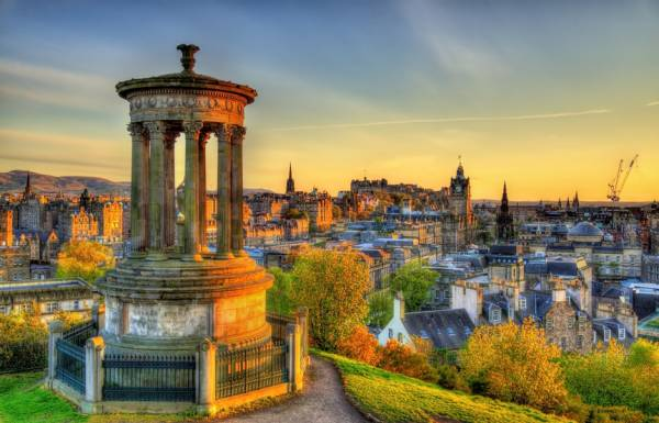 Scotland's best buildings: Edinburgh landmarks in the running for building of the century?