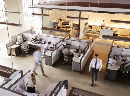 What do employees want from their office location?