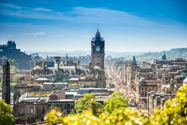 Edinburgh: the UK's most desirable city?