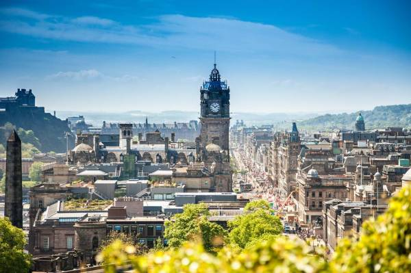 Edinburgh's £1 billion City Deal promises a bright future for residents and visitors alike