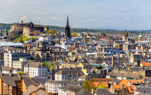 In a study examining the property markets of 20 UK cities, Edinburgh came out on top