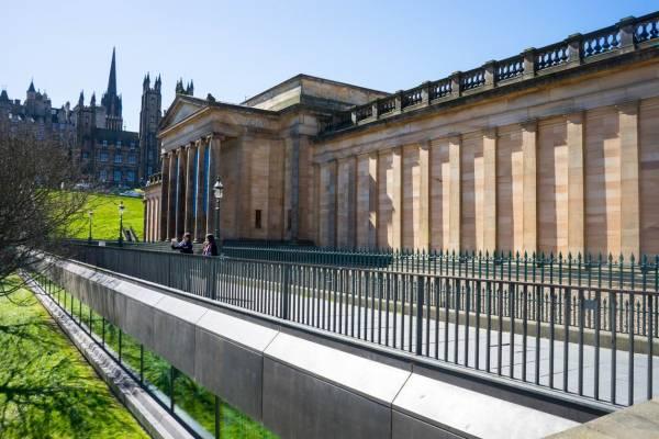 4 virtual ways to soak up some culture in Edinburgh