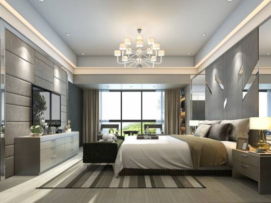 5 ways to add little touches of luxury to your home