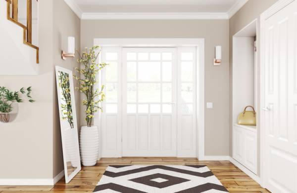 10 ways to make a great first impression with your entryway