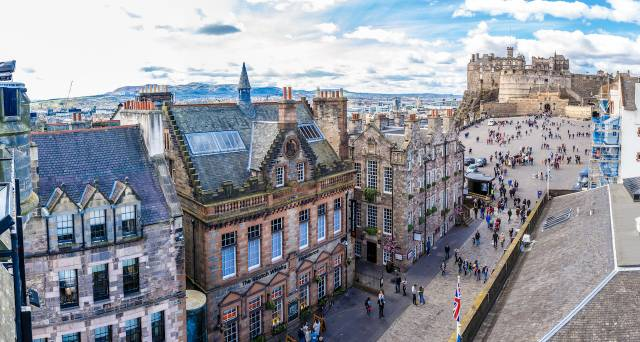 5 places to get cultural in Edinburgh this November