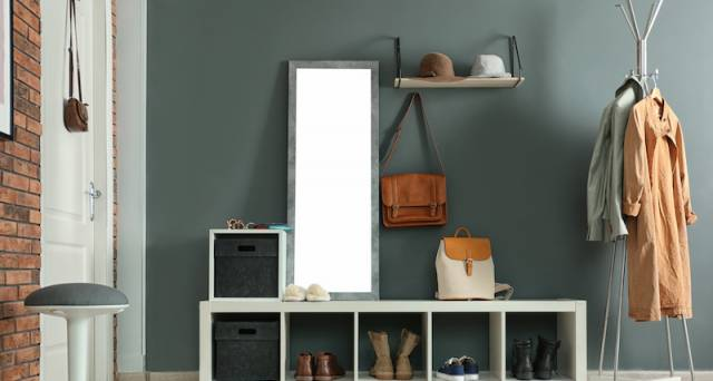 5 ways to spruce up your entryway
