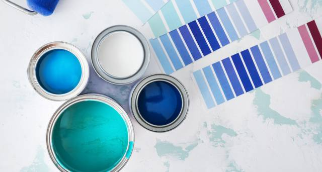 12 colours to enhance the sense of space in your home right now
