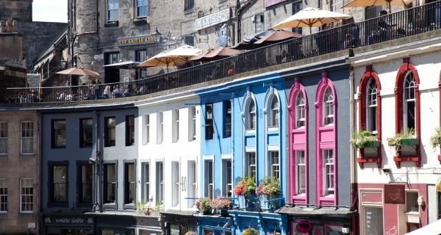 12 of the most scenic spots in Edinburgh