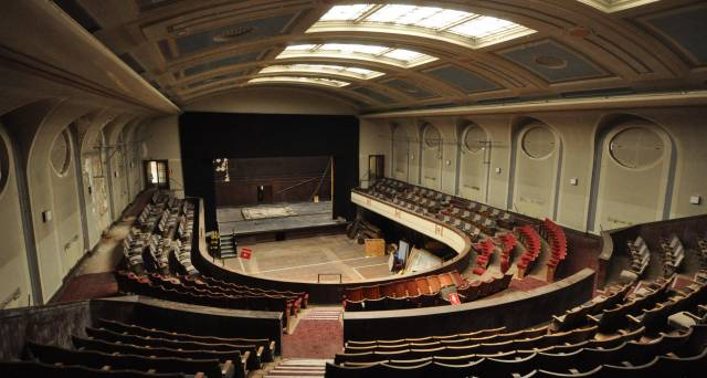 Neglected Arts Venue Gets New Lease of Life with the Help of Author Irvine Welsh