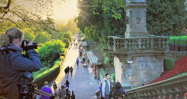 Must-see attractions in Edinburgh this autumn