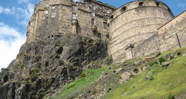 Towering and Timeless: the history of Edinburgh Castle