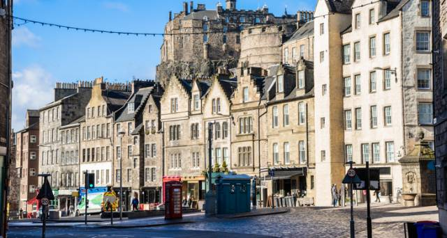Edinburgh is proving itself to be the place to live and work