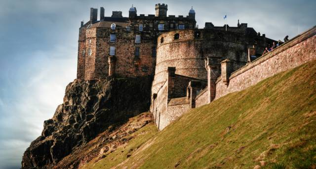 Edinburgh Castle is set to come alive like never before this winter