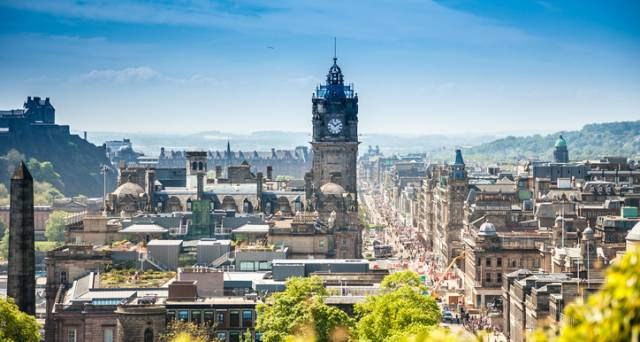 Edinburgh: the UK's most desirable city?