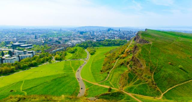 How Edinburgh is leading the way as a sustainable UK city