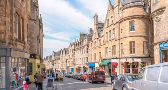 It's a bright future for Edinburgh residents