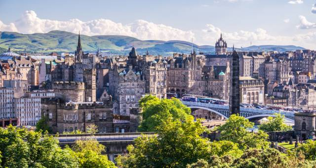 6 different ways to make the most of Edinburgh this August