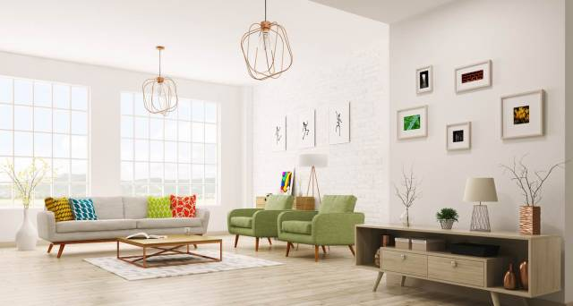 8 little changes to make your apartment fresh again