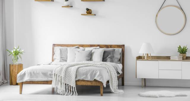 5 simple steps to a truly luxurious bedroom