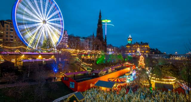 Edinburgh makes top 10 in Good Growth for Cities Index