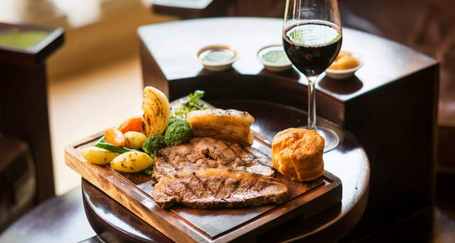Edinburgh restaurant named as the home of the Best Scottish Roast Dinner