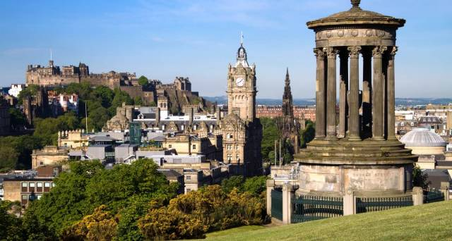 Edinburgh beats Rome in ranking of world's best cities to live in