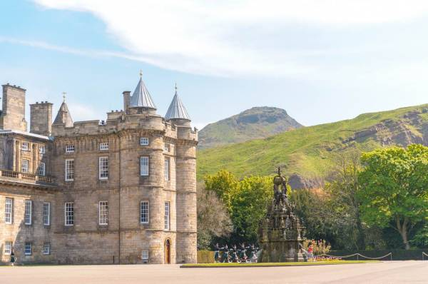 6 of Edinburgh's most beautiful buildings