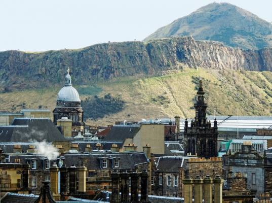 How Arthur's Seat has influenced literature for over 200 years