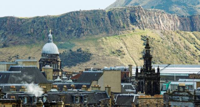 5 Edinburgh walks the weather can't spoil