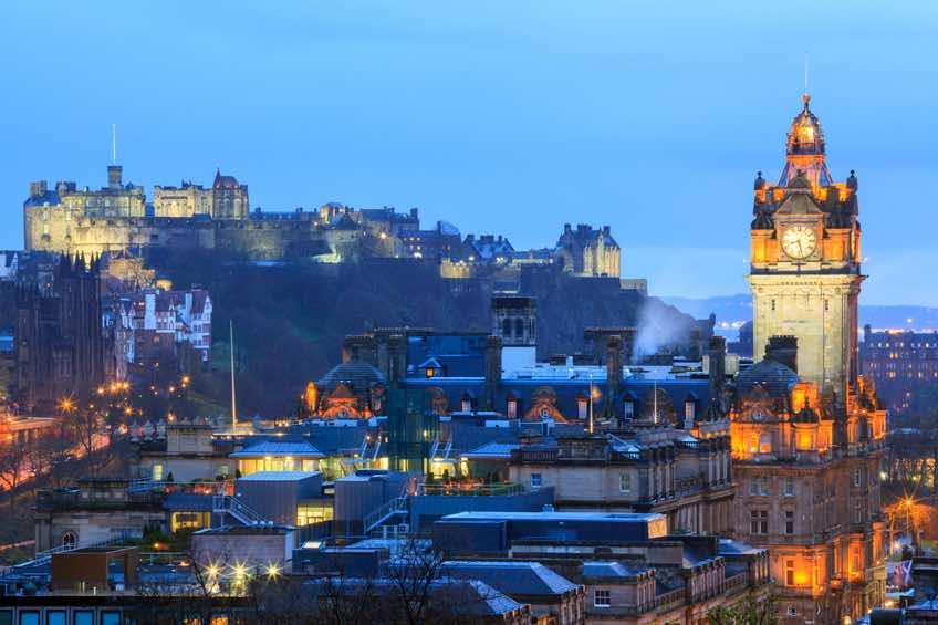 Edinburgh: New Town Vs Old Town - Q360 Blog Edinburgh ...