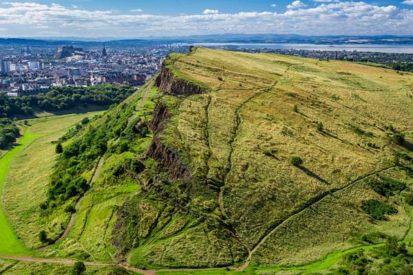 Edinburgh is the most popular city in Scotland