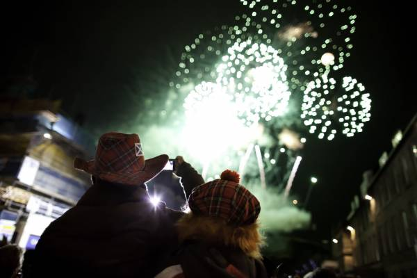 Your complete guide to New Year in Edinburgh