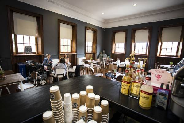 Coffee 101: Edinburgh Corn Exchange
