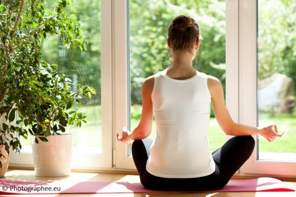 How to: Yoga at home