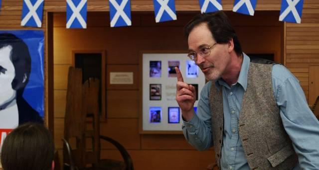 Celebrate Burns Night in Edinburgh