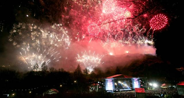 Hogmanay Edinburgh 2014: What's in store?