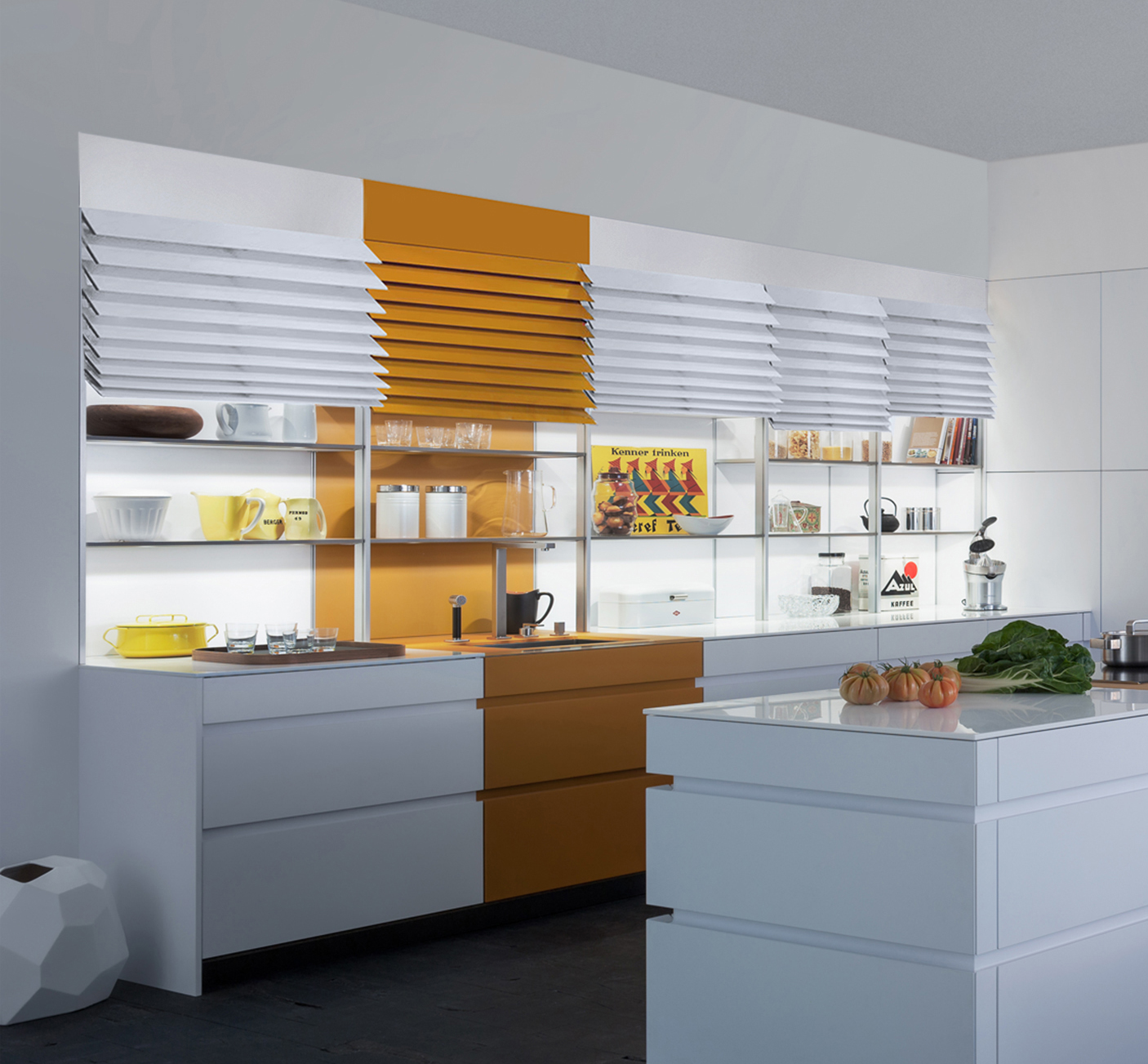 Living Kitchens Creating A Seamless Space