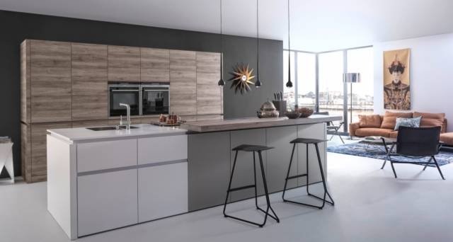 Living kitchens: Creating a seamless space