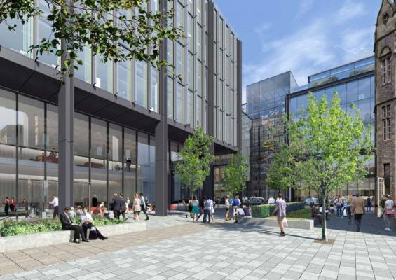 Speculative development: Edinburgh commercial property