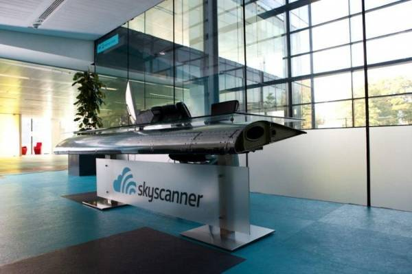 Skyscanner's take on voice search in the travel industry