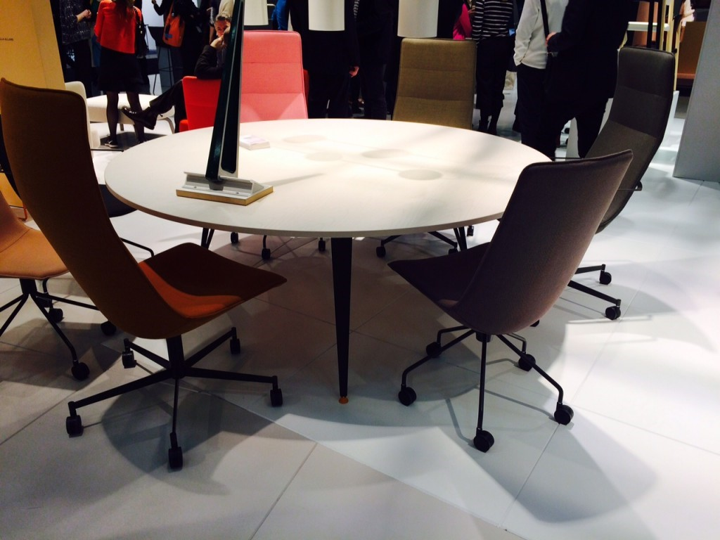 Tangram: Highlights from the Stockholm Furniture Fair 2016