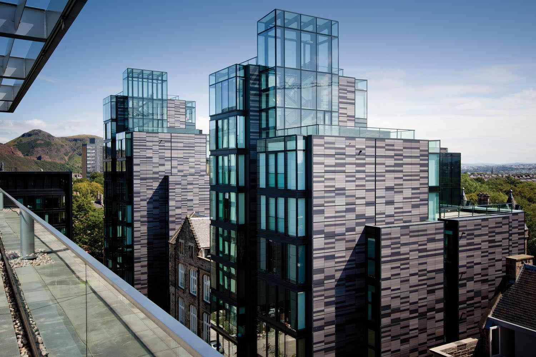 Luxury Apartments Edinburgh | New Builds Edinburgh Quartermile